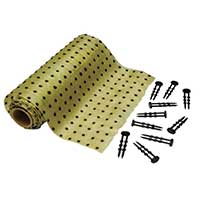 Biobarrier root guard herbicide roll