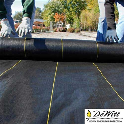 Image of dewitt ground cover fabric