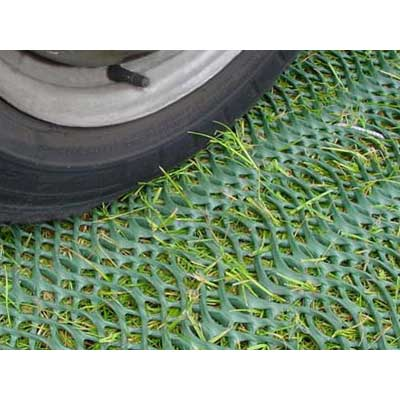 GrassProtecta for protection of grassy areas.