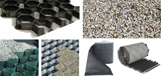 Permeable Pavers for Gravel - Different Types